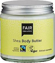 Parfumuri și produse cosmetice Ulei de corp - Fair Squared Body Butter Shea