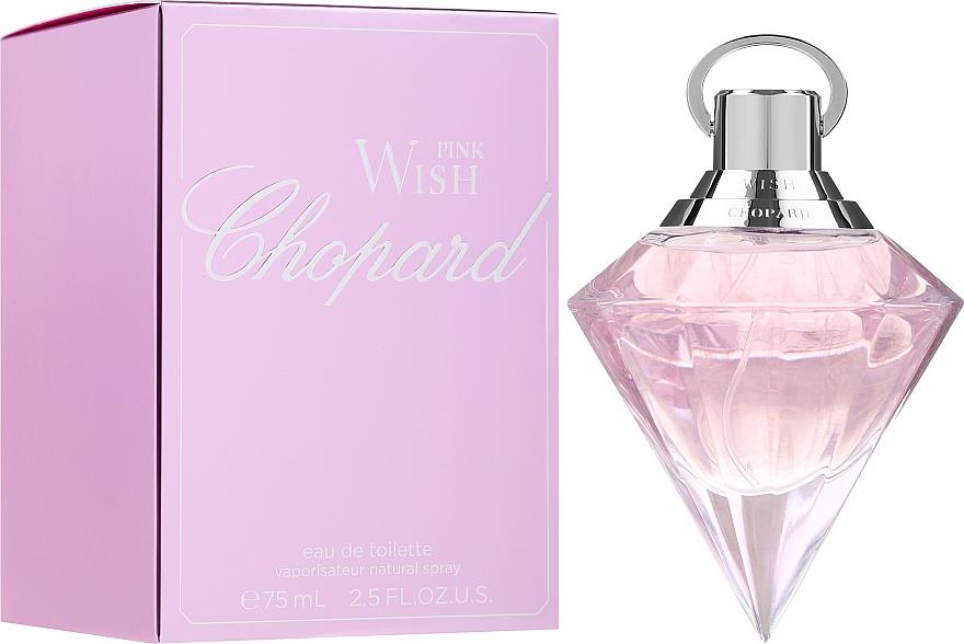Chopard Wish Pink Diamond - Apă de toaletă — Imagine N2