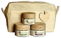 Parfumuri și produse cosmetice Set - Shy Deer Set (cr/50ml+mask/50ml+eye/cr/30ml)