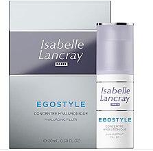 Parfumuri și produse cosmetice Filler cu acid hialuronic pentru față - Isabelle Lancray Egostyle Hyaluronic Filler
