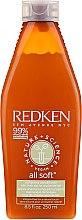Parfumuri și produse cosmetice Balsam de păr - Redken Nature + Science All Soft Softening Conditioner