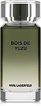 Parfumuri și produse cosmetice Karl Lagerfeld Bois De Yuzu - Apă de toaletă