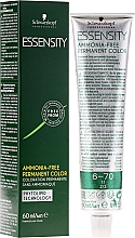 Parfumuri și produse cosmetice Vopsea permanentă de păr - Schwarzkopf Professional Essensity Permanent Colour