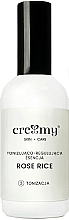 Parfumuri și produse cosmetice Esență pentru față - Creamy Skin Care Rose Rice