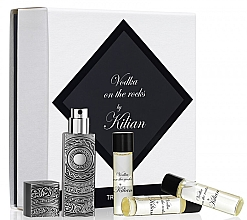 Parfumuri și produse cosmetice Kilian Vodka on the Rocks Travel - Set (edp/4x7.5ml)