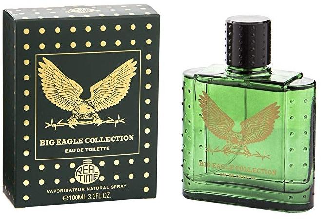 Real Time Big Eagle Collection Green - Apă de toaletă