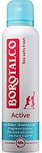 Parfumuri și produse cosmetice Deodorant-spray - Borotalco Active Sea Salts Fresh
