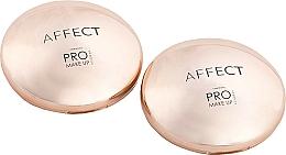 Bronzer pentru față - Affect Cosmetics Pro Make Up Academy Glamour Bronzer Prasowany — Imagine N3