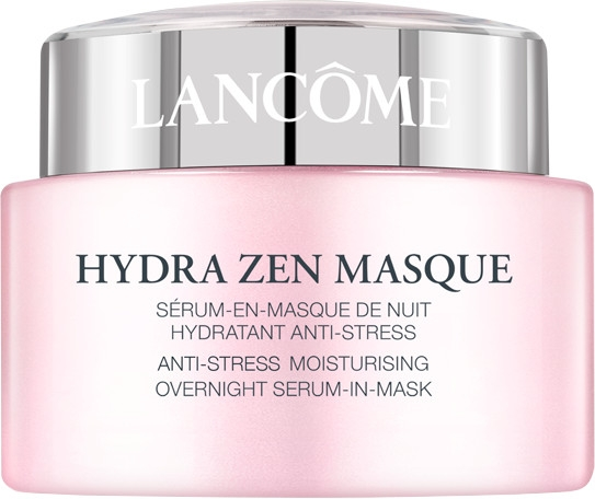 Mască de noapte cu acțiune intensă - Lancome Hydra Zen Anti-Stress Moisturising Overnight Serum-In-Mask — Imagine N1