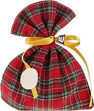 Parfumuri și produse cosmetice Pliculeț parfumat, celulă scoțiană, eucalipt - Essencias De Portugal Tradition Charm Air Freshener