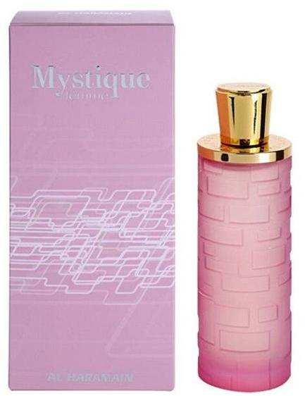Al Haramain Mystique Femme - Apă de parfum  — Imagine N1