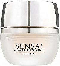 Parfumuri și produse cosmetice Cremă revitalizantă cu efect anti-îmbătrânire - Kanebo Sensai Cellular Performance Cream