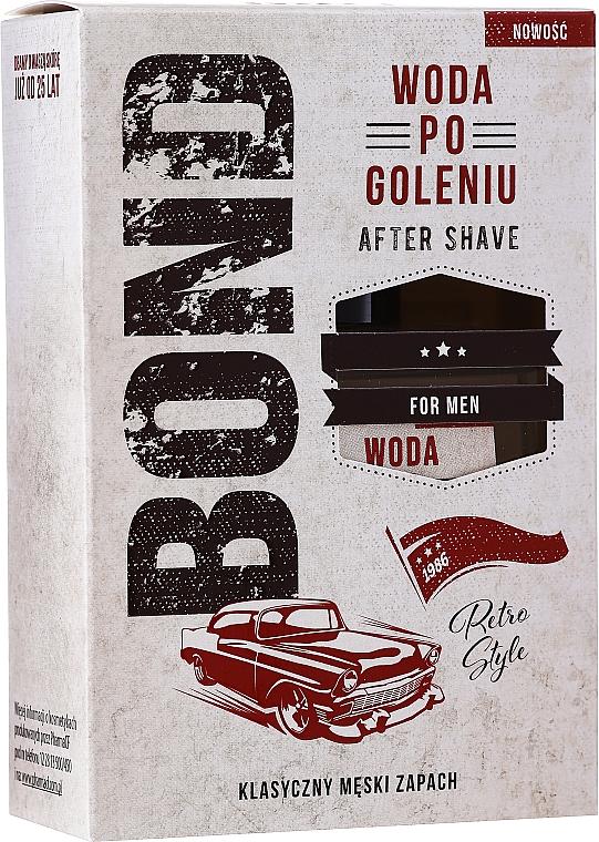 Loțiune după ras - Bond Retro Style After Shave Lotion