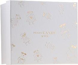 Parfumuri și produse cosmetice Prada Candy Kiss - Set (edp/80ml + b/lotion/75 ml + edp/roll-on/10 ml)