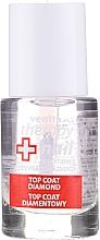 Parfumuri și produse cosmetice Fixator lac de unghii - Venita Therapy Nail Top Coat Diamond