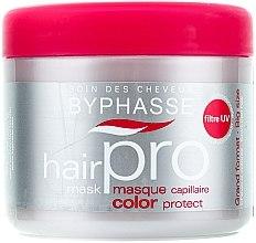 Parfumuri și produse cosmetice Mască pentru protecția părului vopsit - Byphasse Hair Pro Mask Color Protect