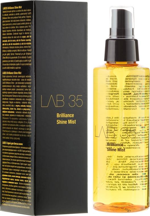 Spray pentru strălucirea părului - Kallos Cosmetics Brilliance Shine Mist