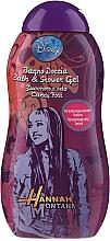 Parfumuri și produse cosmetice Gel de duș - Admiranda Hannah Montana