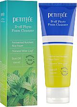Parfumuri și produse cosmetice Fito-spumă pentru curățare profundă - Petitfee&Koelf D-off Phyto Foam Cleanser