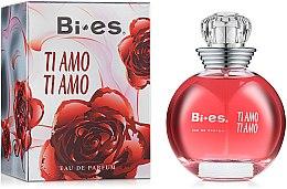Parfumuri și produse cosmetice Bi-Es Ti Amo Ti Amo - Apă de parfum