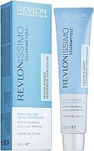 Parfumuri și produse cosmetice Coloranți pentru amestecare și corecția culorii - Revlon Professional Revlonissimo NMT Pure Colors