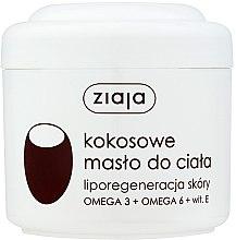 Parfumuri și produse cosmetice Unt de cocos pentru corp - Ziaja Body Butter