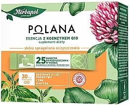"Parfumuri și produse cosmetice Supliment alimentar ""Esență cu coenzima Q10"" - Polana"