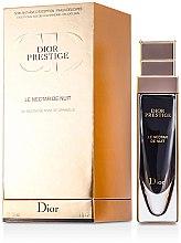 Parfumuri și produse cosmetice Nectar-ser de noapte - Dior Prestige Le Nectar de Nuit