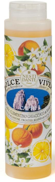 """Gel de duș """"Capri"""" - Nesti Dante Dolce Vivere Shower Gel — Imagine N1"""