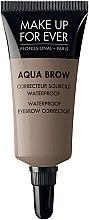 Parfumuri și produse cosmetice Corector pentru sprâncene - Make Up For Ever Aqua Brow Wateproof Eyebrow Corrector