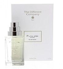 Parfumuri și produse cosmetice The Different Company Pure eVe - Apă de parfum (tester fără capac)