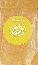 Parfumuri și produse cosmetice Scrub de cafea - BodyBoom Coffee Scrub Banana