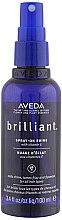Parfumuri și produse cosmetice Spray pentru strălucirea părului - Aveda Brilliant Spray On Shine