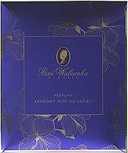 Parfumuri și produse cosmetice Pani Walewska Classic - Set (bath/foam/500ml+perfume/30ml)