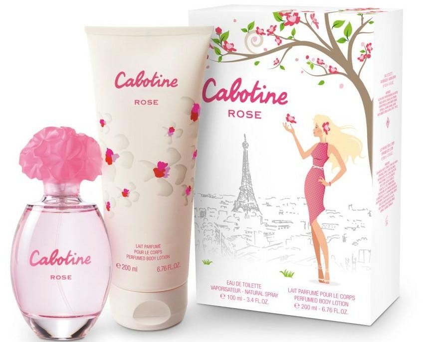 Gres Cabotine Rose - Set (edt/100ml + b/lot/200ml) — Imagine N1