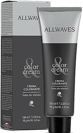 Vopsea de păr - Allwaves Cream Color