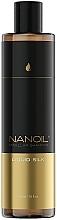 Parfumuri și produse cosmetice Șampon micelar cu mătase lichidă - Nanoil Liquid Silk Micellar Shampoo