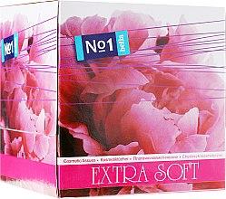 """Șervețele cosmetice 2 straturi """"EXTRA SOFT"""", 80 buc. - Bella — Imagine N1"""