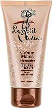 Cremă hidratantă de mâini, cu ulei de Shea - Le Petit Olivier Ultra moisturising hand cream with fair trade Shea butter — Imagine N1