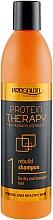 Parfumuri și produse cosmetice Șampon fără sulfat pentru păr - Prosalon Protein Therapy + Keratin Complex Rebuild Shampoo