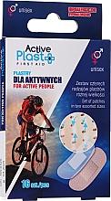 Parfumuri și produse cosmetice Set de plasturi pentru oameni activi - Ntrade Active Plast First Aid For Active People Patches