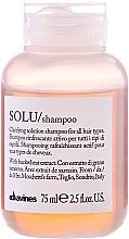 Parfumuri și produse cosmetice Șampon revigorant activ - Davines Solu Shampoo