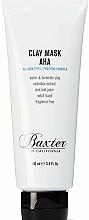 Parfumuri și produse cosmetice Mască de argilă pentru față - Baxter of California Clay Mask AHA