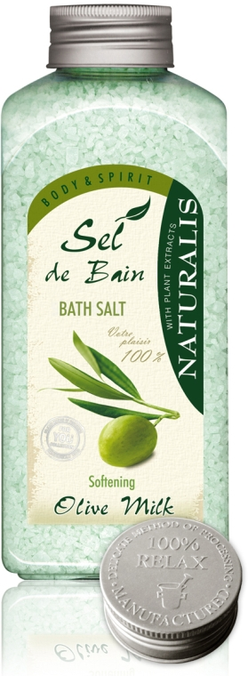 Sare de baie - Naturalis Sel de Bain Olive Milk Bath Salt