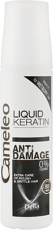 Keratină lichidă- regenerarea părului - Delia Cameleo Keratin