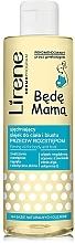 Parfumuri și produse cosmetice Ulei de corp fortifiant împotriva vergeturilor - Lirene Mama Stretch Marks Oil