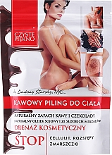 """Parfumuri și produse cosmetice Peeling pentru corp """"Cafea și ciocolată"""" - Czyste Piękno"""