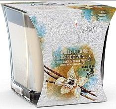 "Parfumuri și produse cosmetice Lumânare aromată ""Nori de vanilie"" - White Swan Vanilla Clouds"