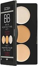 Parfumuri și produse cosmetice Paletă - Gosh BB Skin Perfecting Kit