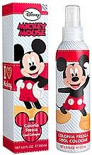 Parfumuri și produse cosmetice Air-Val International Disney Mickey Mouse Colonia Fresca - Spray parfumat pentru corp